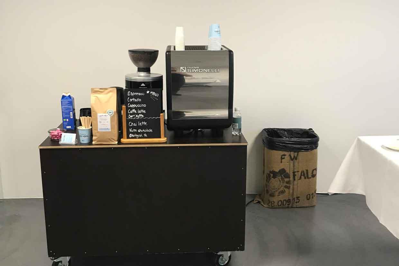 Kaffebar på kontor